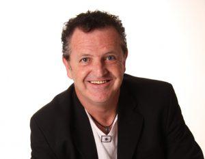 Team building expert, Colin Heaney