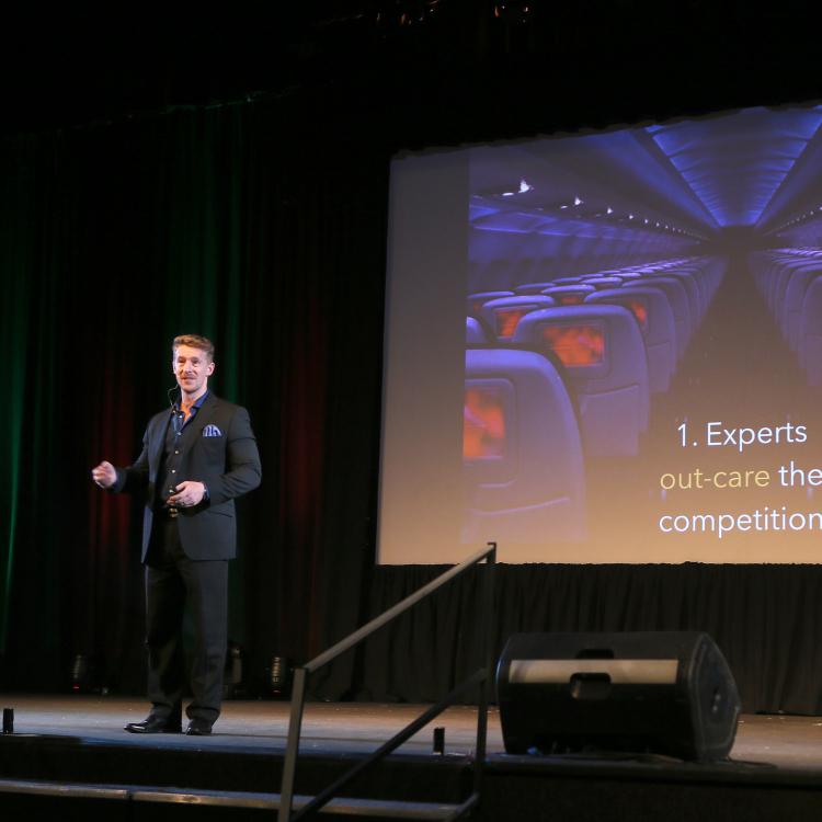 Douglas Kruger motivational keynote speaker
