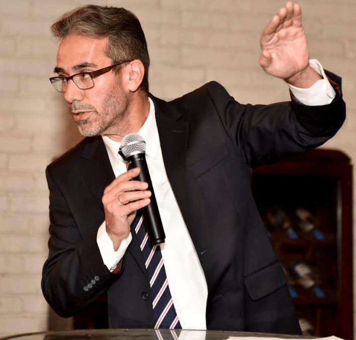 Jacques de Villiers motivational speaker