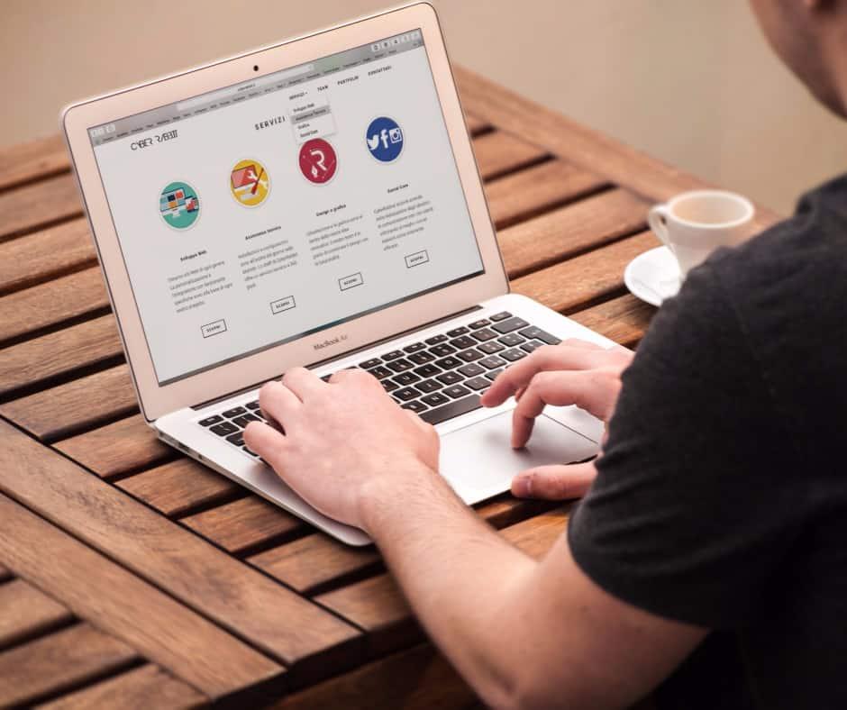 website design for motivational speakers