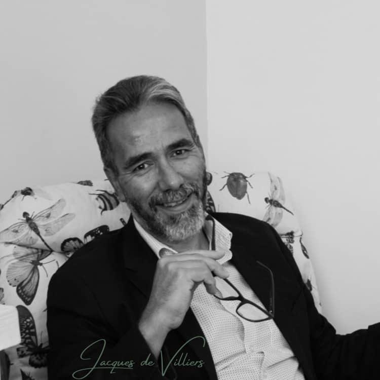 Jacques de Villiers, motivational speaker, philosopher and author